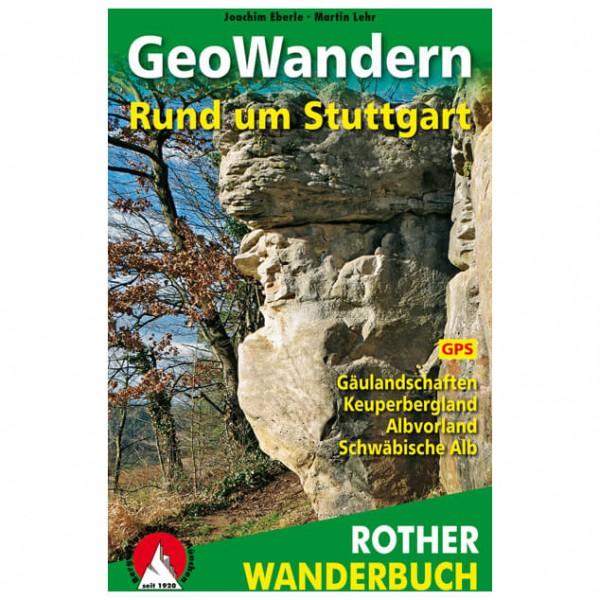 GeoWandern rund um Stuttgart - Walking guide book
