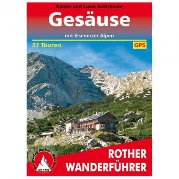 Bergverlag Rother - Gesäuse - Wanderführer