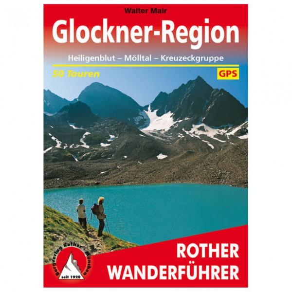 Bergverlag Rother - Glockner-Region - Vandringsguider