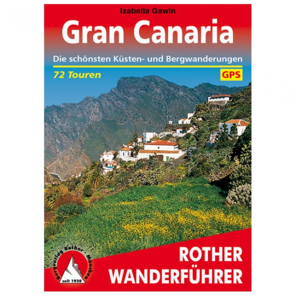 Bergverlag Rother - Gran Canaria - Wanderführer