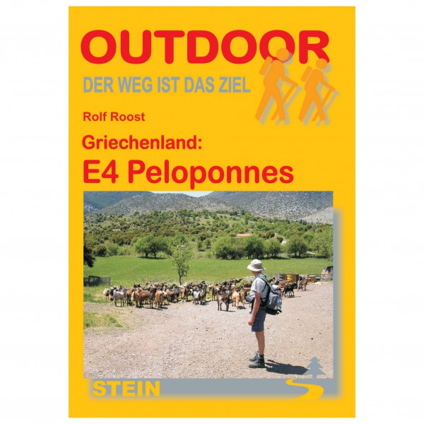 Conrad Stein Verlag - Griechenland: E4 Peloponnes