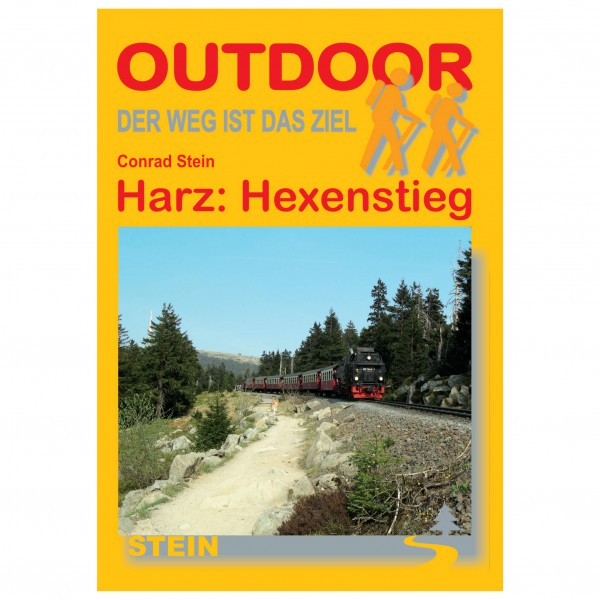 Conrad Stein Verlag - Harz: Hexenstieg - Walking guide books