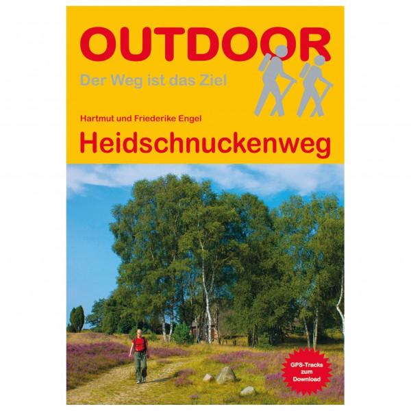 Conrad Stein Verlag - Heidschnuckenweg - Guías de senderismo