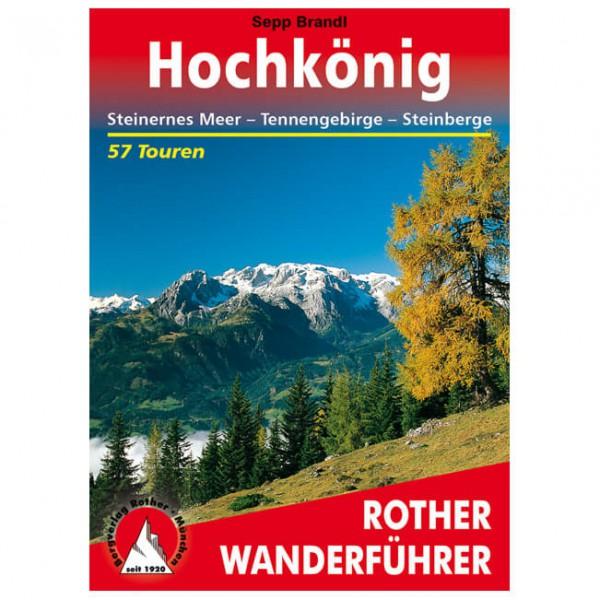 Bergverlag Rother - Hochkönig - Vandreguides