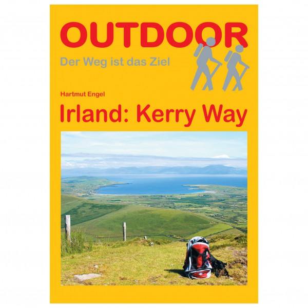 Conrad Stein Verlag - Irland: Kerry Way - Wanderführer