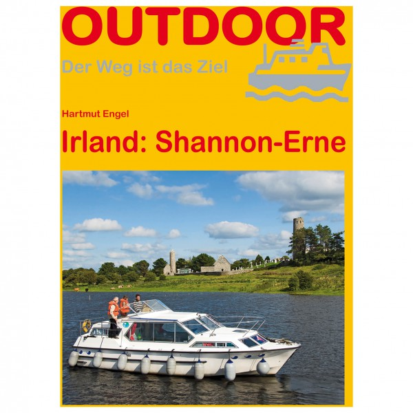 Conrad Stein Verlag - Irland: Shannon-Erne - Vandringsguider