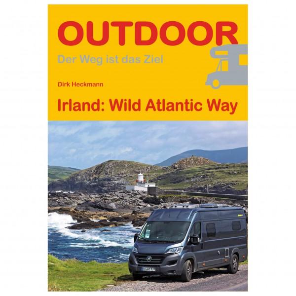 Conrad Stein Verlag - Irland: Wild Atlantic Way - Vandringsguider