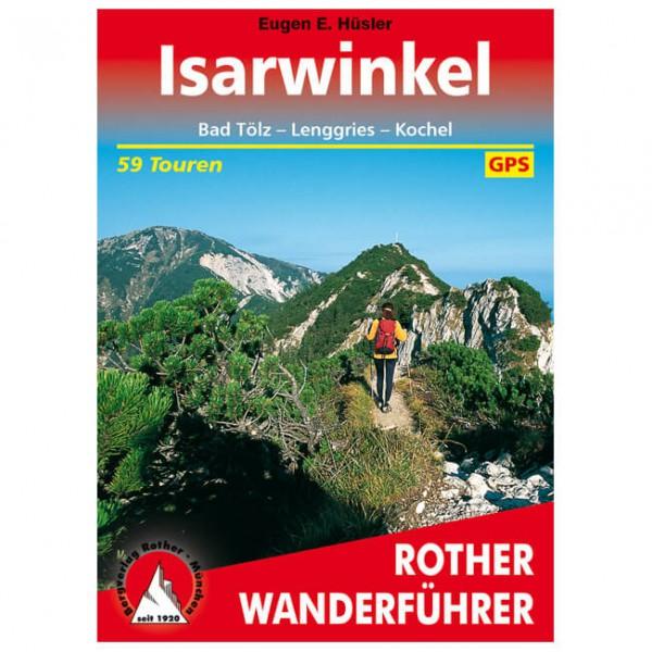Bergverlag Rother - Isarwinkel - Wanderführer