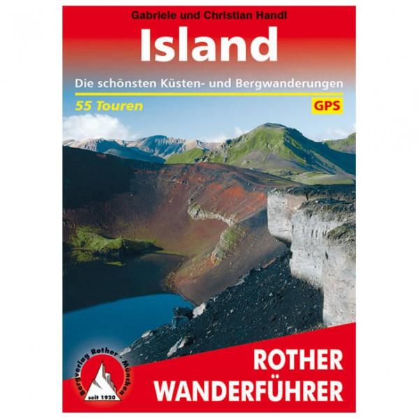 Bergverlag Rother - Island - Wandelgids
