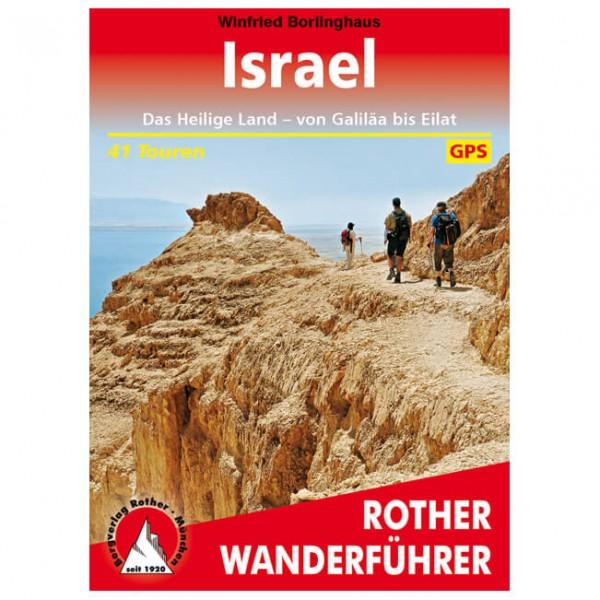 Bergverlag Rother - Israel - Wanderführer