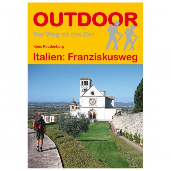 Conrad Stein Verlag - Italien: Franziskusweg - Walking guide book