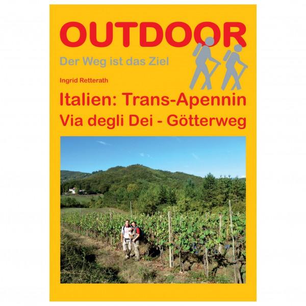 Conrad Stein Verlag - Italien: Trans-Apennin - Wanderführer