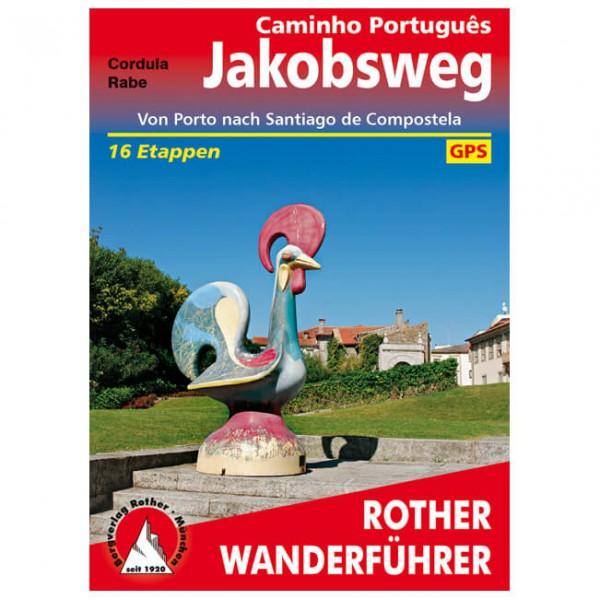 Bergverlag Rother - Jakobsweg - Vaellusoppaat