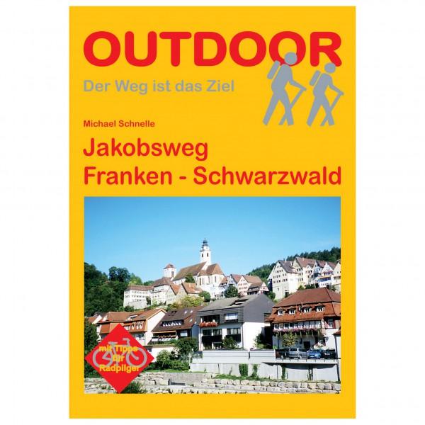 Conrad Stein Verlag - Jakobsweg Franken - Vandreguides