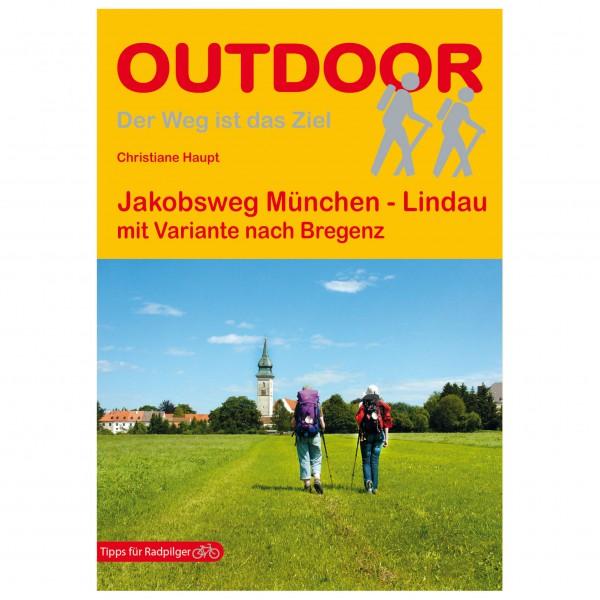 Conrad Stein Verlag - Jakobsweg München - Vandreguides