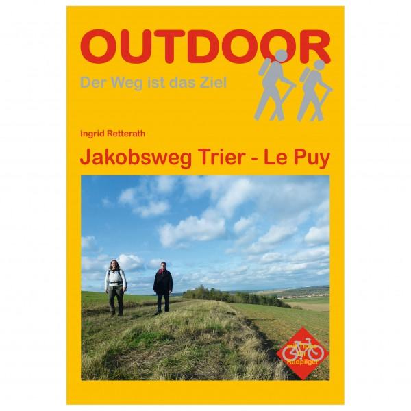 Conrad Stein Verlag - Jakobsweg Trier - Le Puy