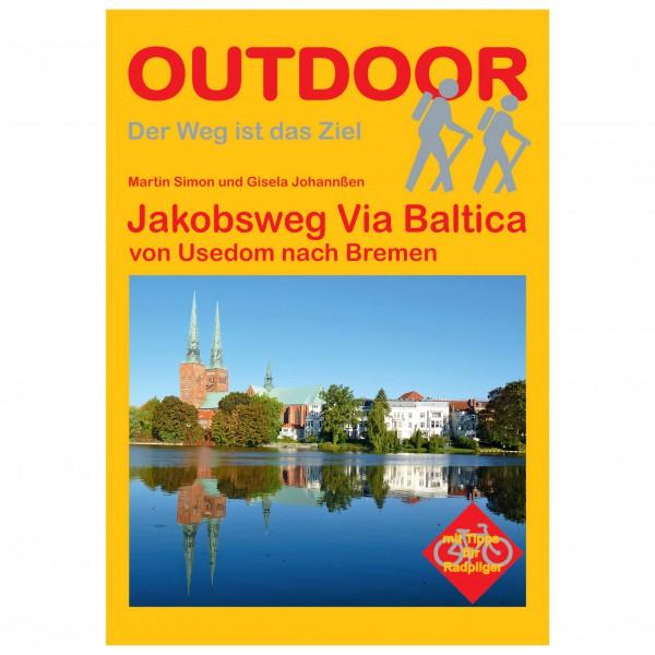 Conrad Stein Verlag - Jakobsweg Via Baltica - Wandelgidsen