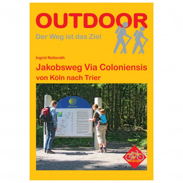 Conrad Stein Verlag - Jakobsweg Via Coloniensis - Wandelgidsen