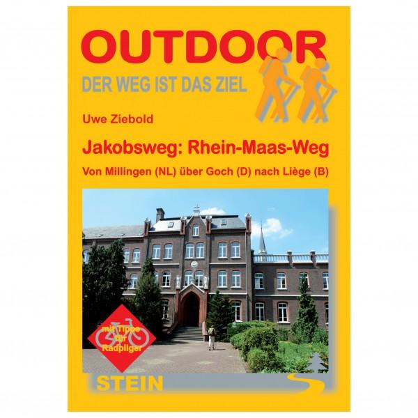 Conrad Stein Verlag - Jakobsweg: Rhein-Maas-Weg - Vandreguides