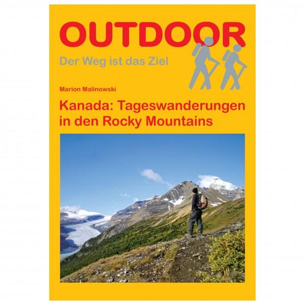 Conrad Stein Verlag - Tageswanderungen Rocky Mountains - Walking guide book