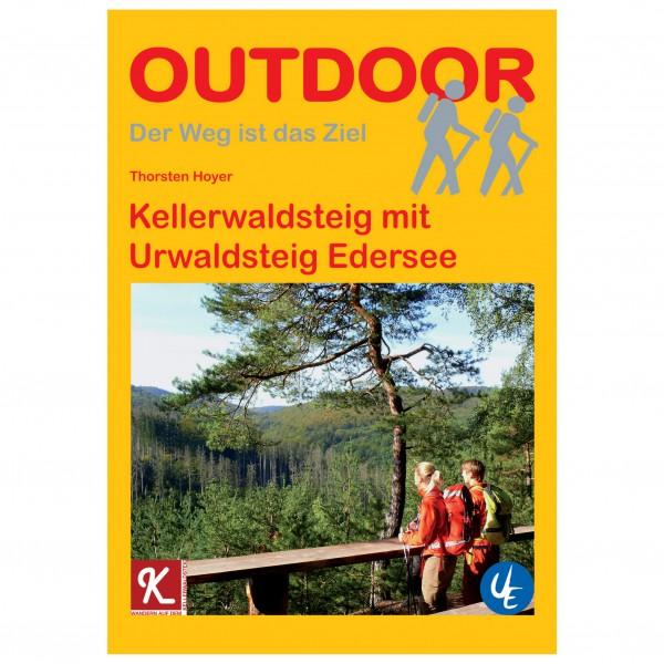 Conrad Stein Verlag - Kellerwaldsteig & Urwaldsteig Edersee - Wandelgidsen