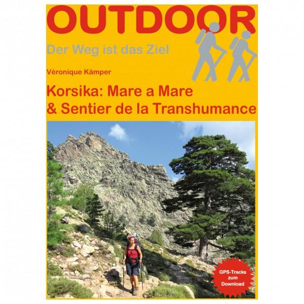 Conrad Stein Verlag - Mare a Mare & Sentier de Transhumance - Walking guide book