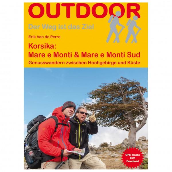 Conrad Stein Verlag - Mare e Monti & Mare e Monti Sud - Guías de senderismo