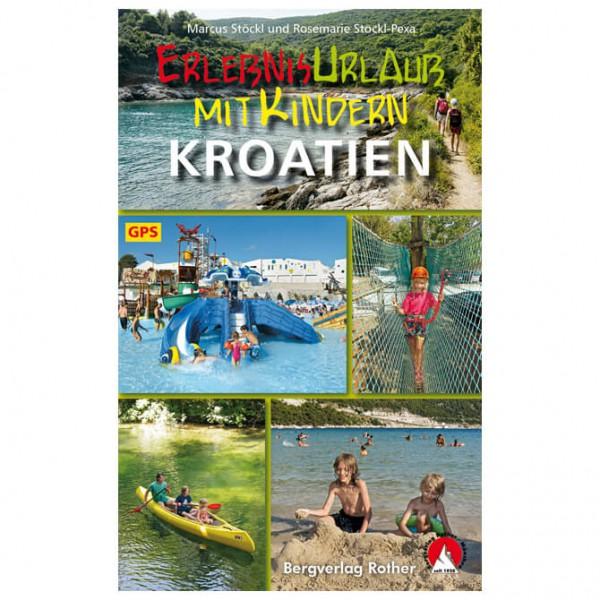 Kroatien - Walking guide book