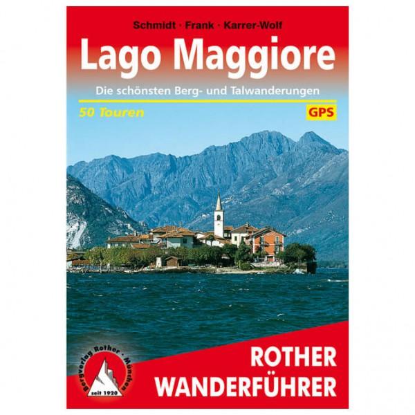 Bergverlag Rother - Lago Maggiore - Guía de senderismo