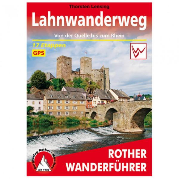 Bergverlag Rother - Lahnwanderweg - Vandringsguider