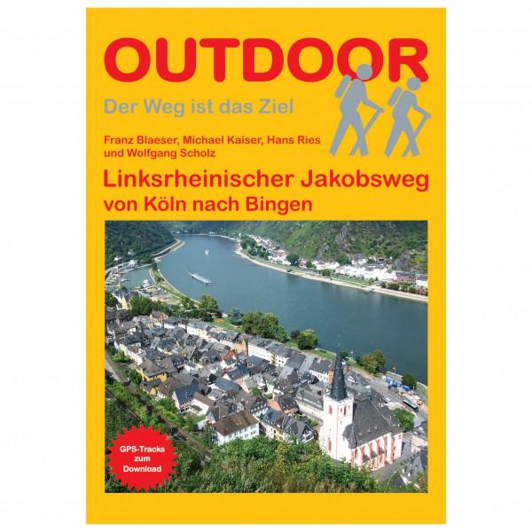 Conrad Stein Verlag - Linksrheinischer Jakobsweg - Vandreguides