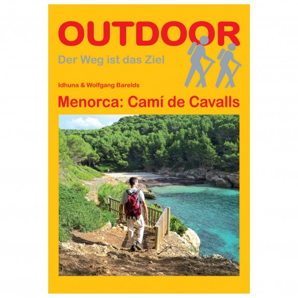 Conrad Stein Verlag - Menorca: Camí de Cavalls - Wanderführer