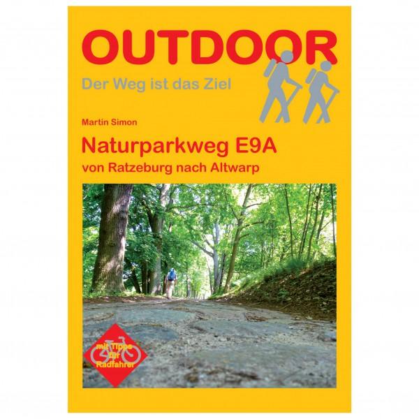 Conrad Stein Verlag - Naturparkweg E9A - Vandreguides