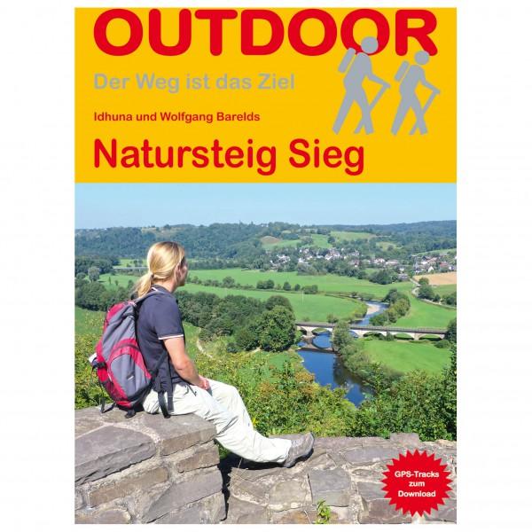 Conrad Stein Verlag - Natursteig Sieg - Wandelgidsen
