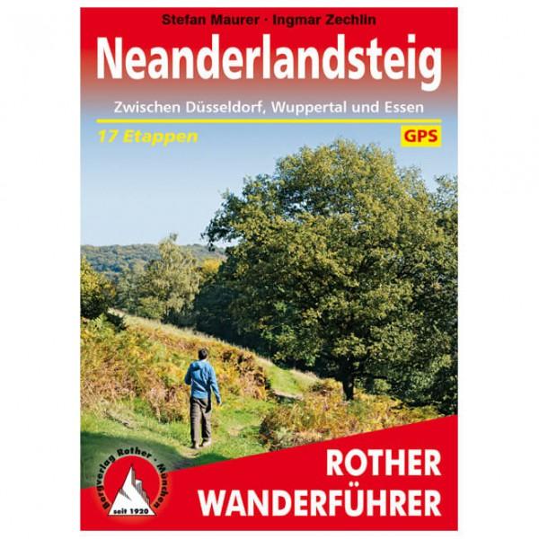 Bergverlag Rother - Neanderlandsteig - Guida escursionismo