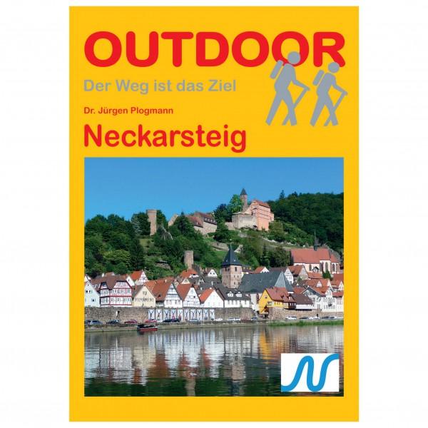 Conrad Stein Verlag - Neckarsteig - Vaellusoppaat