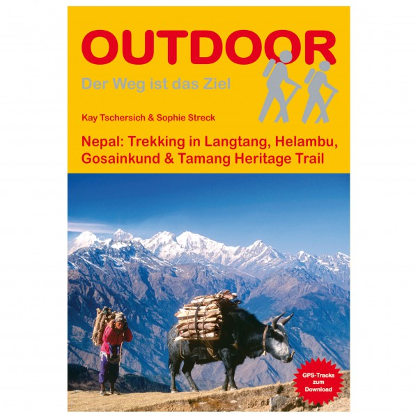 Conrad Stein Verlag - Nepal: Trekking - Wandelgidsen