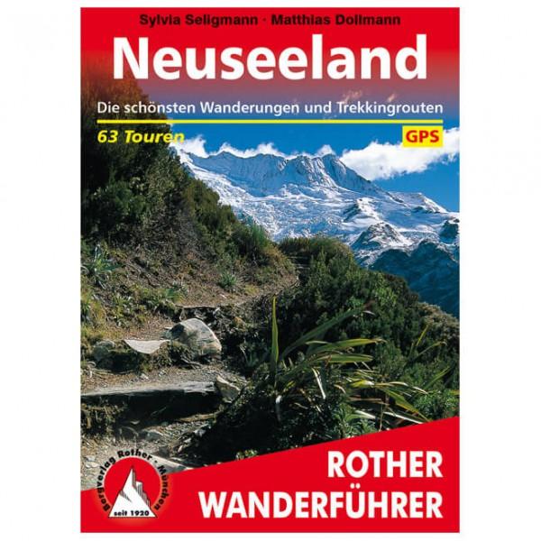 Bergverlag Rother - Neuseeland - Wanderführer