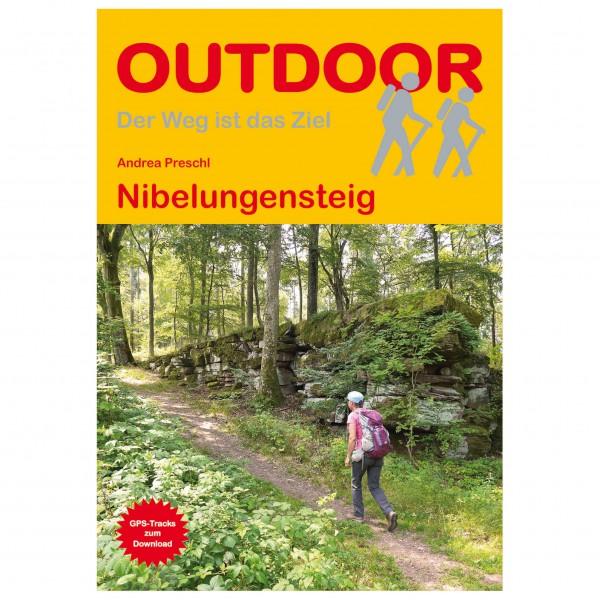 Conrad Stein Verlag - Nibelungensteig - Wandelgidsen