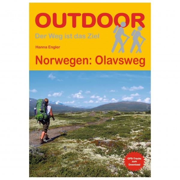 Conrad Stein Verlag - Norwegen: Olavsweg - Guías de senderismo