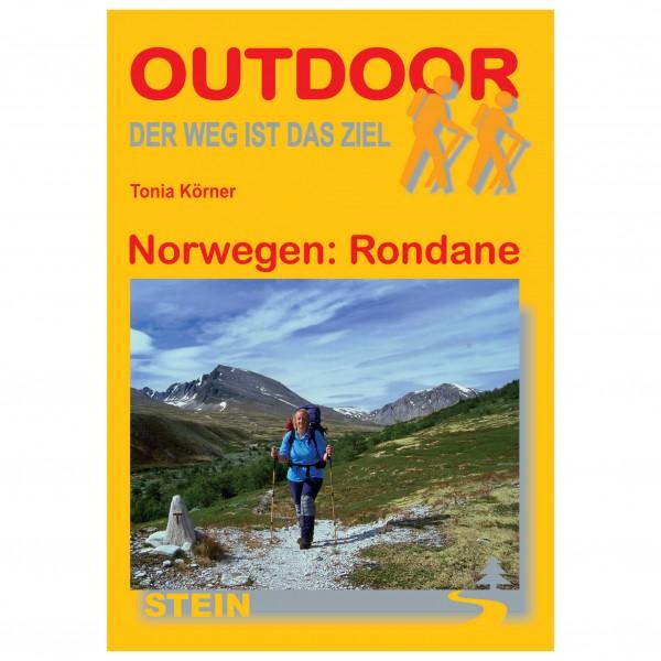Conrad Stein Verlag - Norwegen: Rondane - Turguider