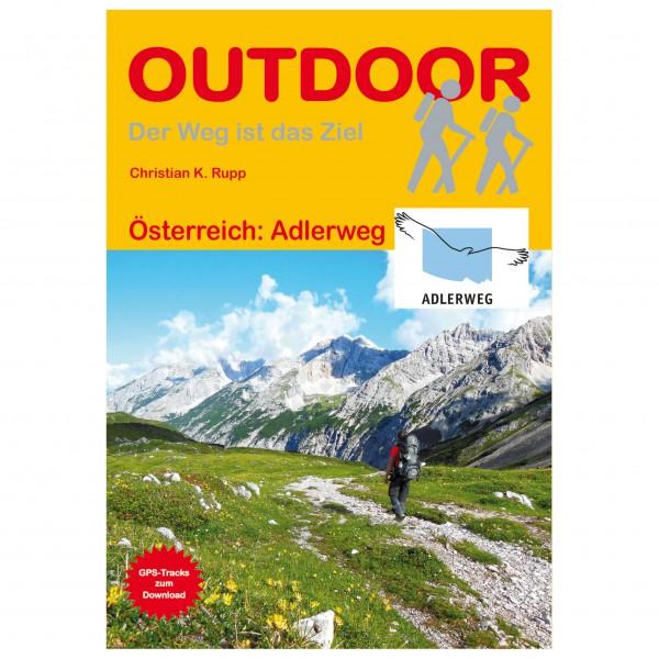 Conrad Stein Verlag - Österreich: Adlerweg - Wanderführer