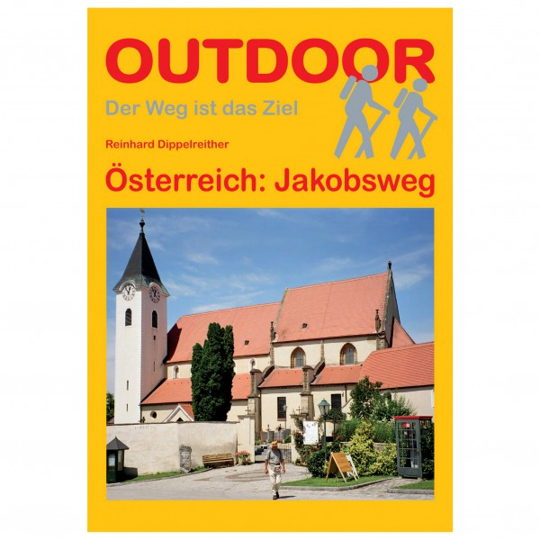 Conrad Stein Verlag - Österreich: Jakobsweg - Walking guide book