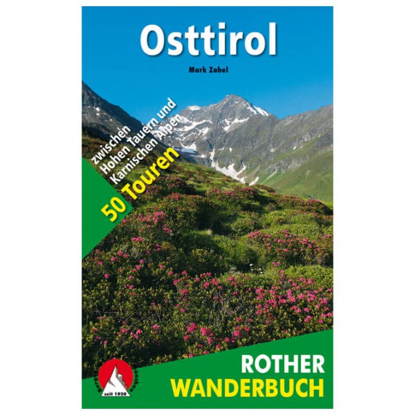 Bergverlag Rother - Osttirol - Vandringsguider