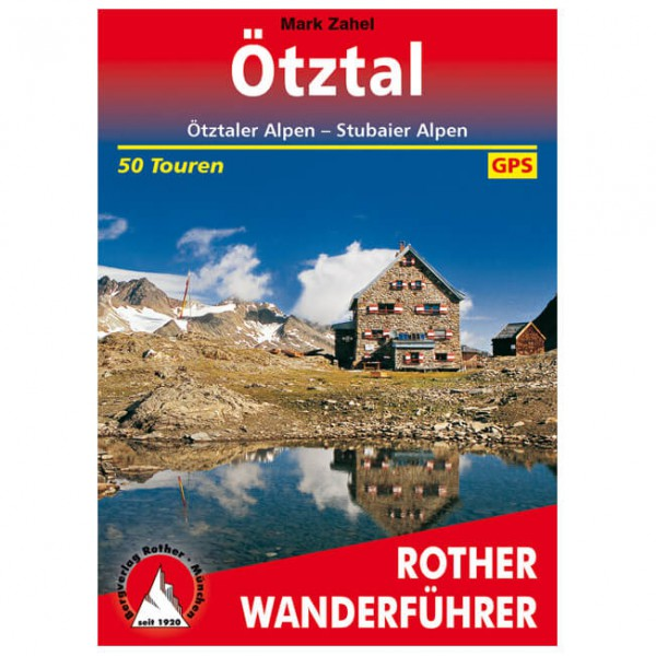 Bergverlag Rother - Ötztal - Vaellusoppaat