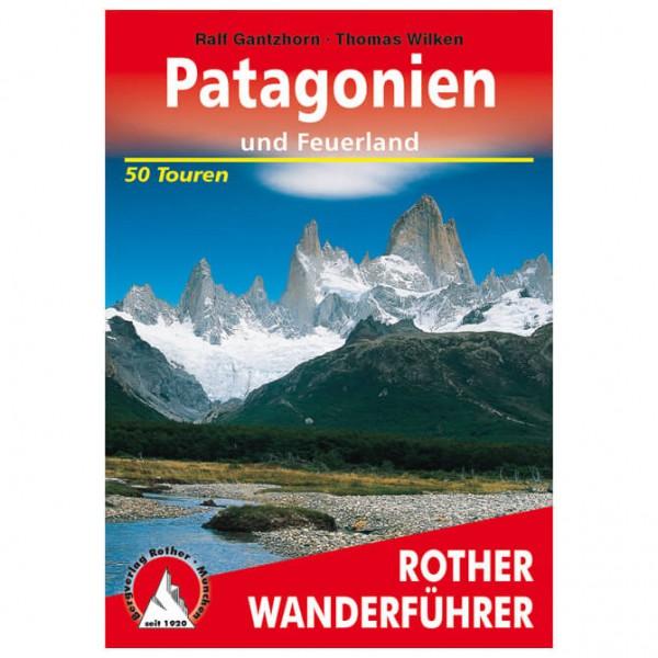 Bergverlag Rother - Patagonien - Vandreguides