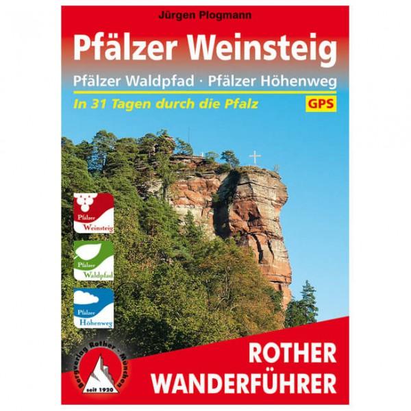 Bergverlag Rother - Pfälzer Weinsteig - Walking guide books