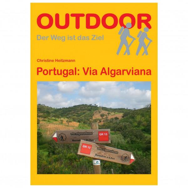 Conrad Stein Verlag - Portugal: Via Algarviana - Vaellusoppaat