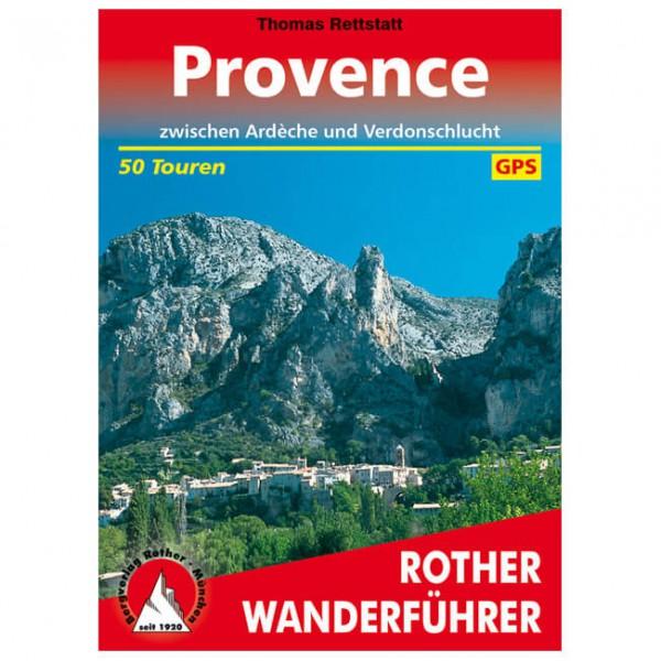 Bergverlag Rother - Provence - Vandringsguider