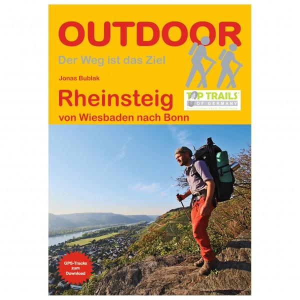 Conrad Stein Verlag - Rheinsteig - Vandringsguider